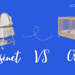 Bassinet vs. Crib: Difference Between Baby Bassinet and Crib for Newborn