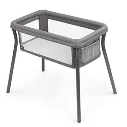 This image has an empty alt attribute; its file name is Chicco-LullaGo-Anywhere-Portable-Bassinet-1.png