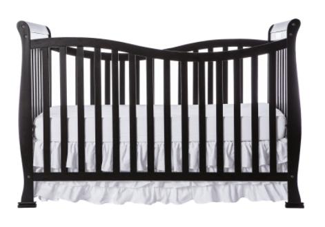 Wooden Bassinet Crib