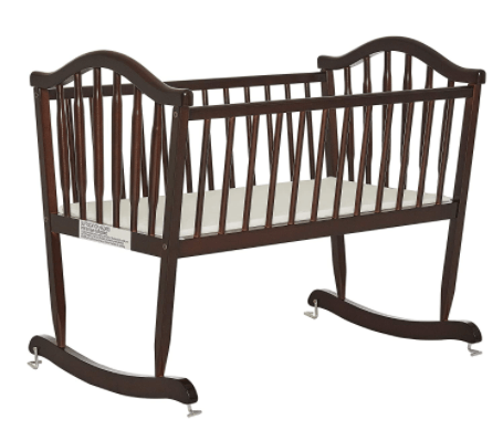 Wooden bassinets for babies