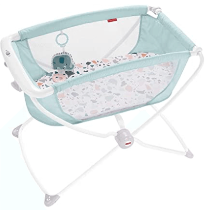 bassinet that holds up to 30 pounds