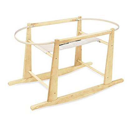 wooden bassinet for babies