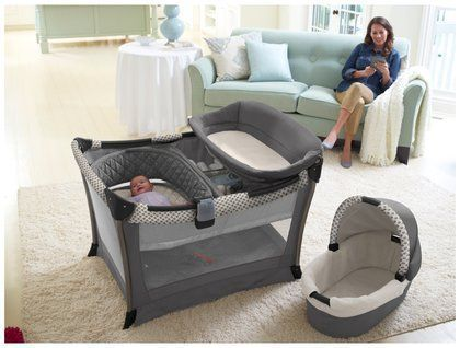 bassinet vs crib vs pack n play