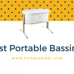 Best Portable Bassinet - (Cheap, Mobile, Fold Up) Baby Cradle Reviews