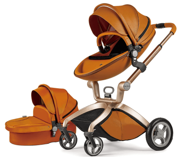 best baby stroller with a car seat