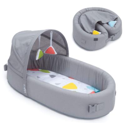 bassinets in flight