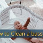 How to clean a bassinet- stepwise approach for different models
