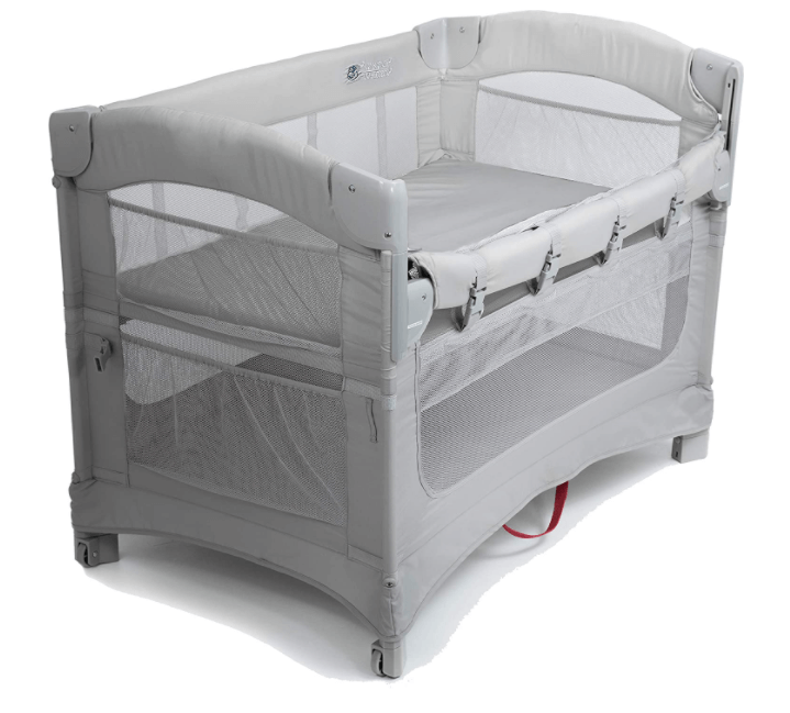 This image has an empty alt attribute; its file name is Arms-Reach-Ideal-3-in-1-Co-Sleeper-Bassinet.png