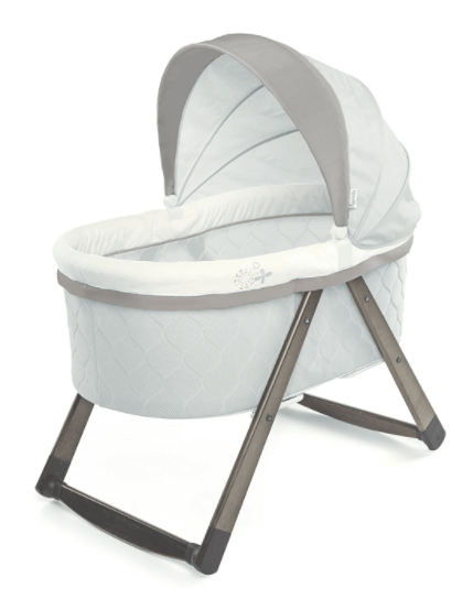 This image has an empty alt attribute; its file name is Ingenuity-Foldaway-Bassinet.png
