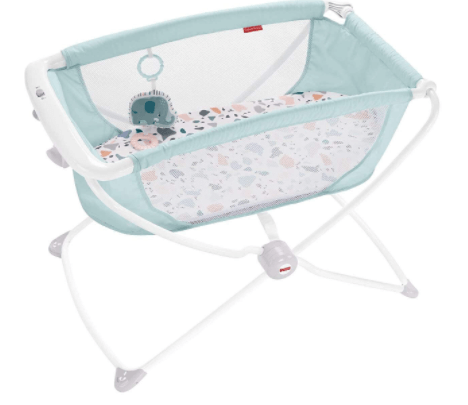 Fisher-Price-Rock-with-Me-Bassinet