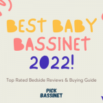 Best Baby Bassinet 2022 - (Top Rated bedside sleeper reviews)