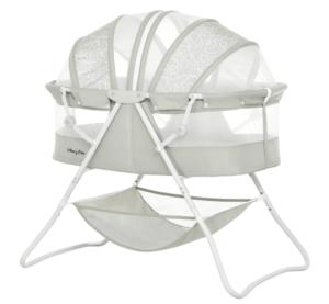 lightweight and safe bassinet