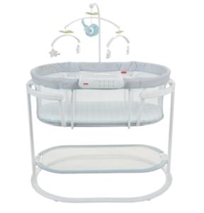 comfortable rocking bassinet for babies