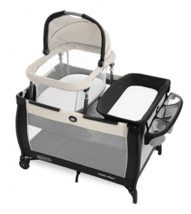 Playard and bassinet, 2 in 1 bassinet